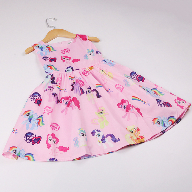 Baby Unicorn Girl Summer Dress