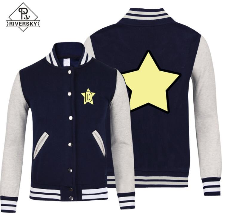 Space Dandy cosplay jacket Baseball jacekt ...