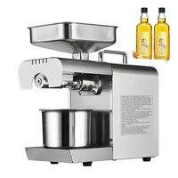 Кухня Приспособления небольших коммерческих масла Пресс машины Малый Тип дома Применение Электрический арахисовое масло кунжутное Пресс