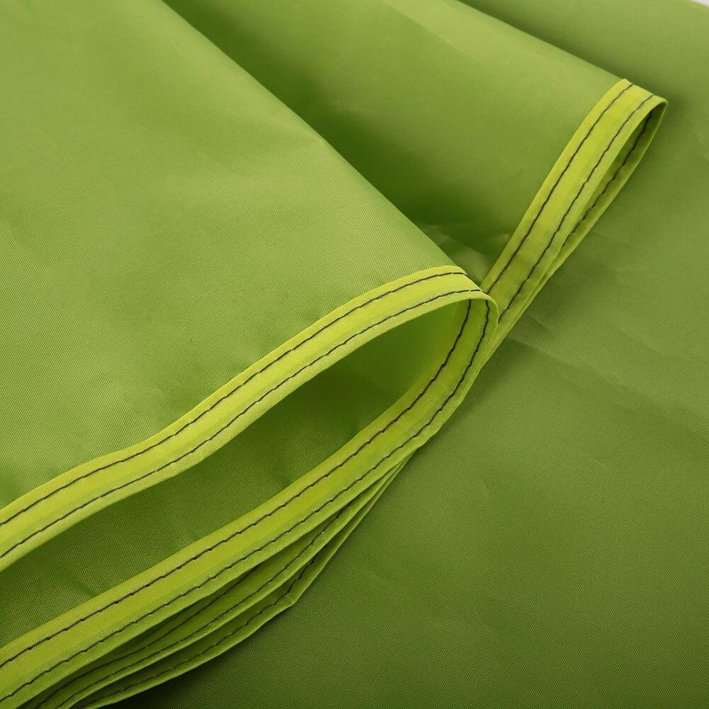 3 цвета 190TPU2000 лагерь на открытом воздухе скатерть для пикника брезент прочный водонепроницаемый кемпинг ткань практичная влагостойкая путешествия