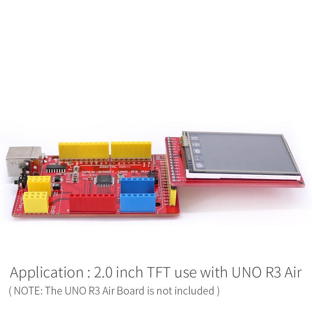 2,0 tommer TFT LCD-skærmmodul Berøringsskærm Skærmplade 176 * 220 - Industrielle computere og tilbehør - Foto 5