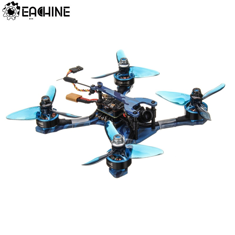 Eachine Assistant TS130 FPV Racing Drone PNP F4 OSD 20A Dshot600 40CH Smart Audio 200 mW VTX