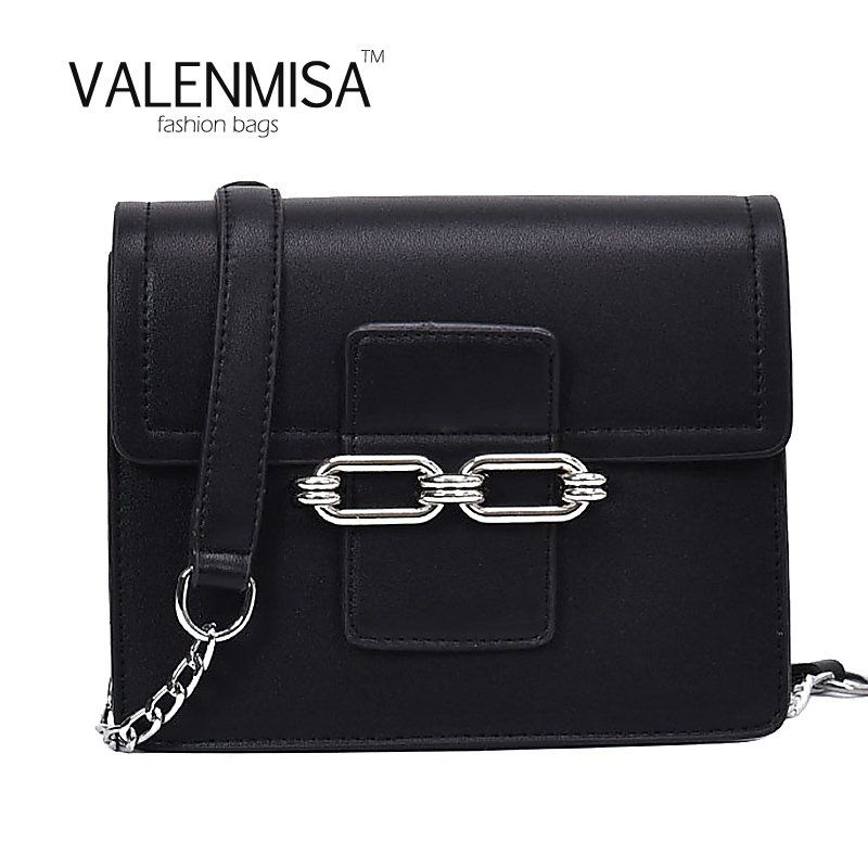 VALENMISA Winter Small Casual Women Bags Handbags Women Famous Brands Chain Crossbody Bags For Women Messenger Bags Bolso Mujer valenmisa women famous brands small mini lock jelly messenger bag luxury handbags women bags designer crossbody bags for women