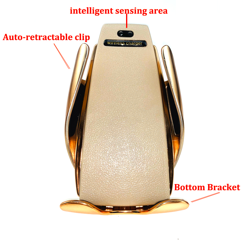For-10W-qi-wireless-car-charger-gold-3