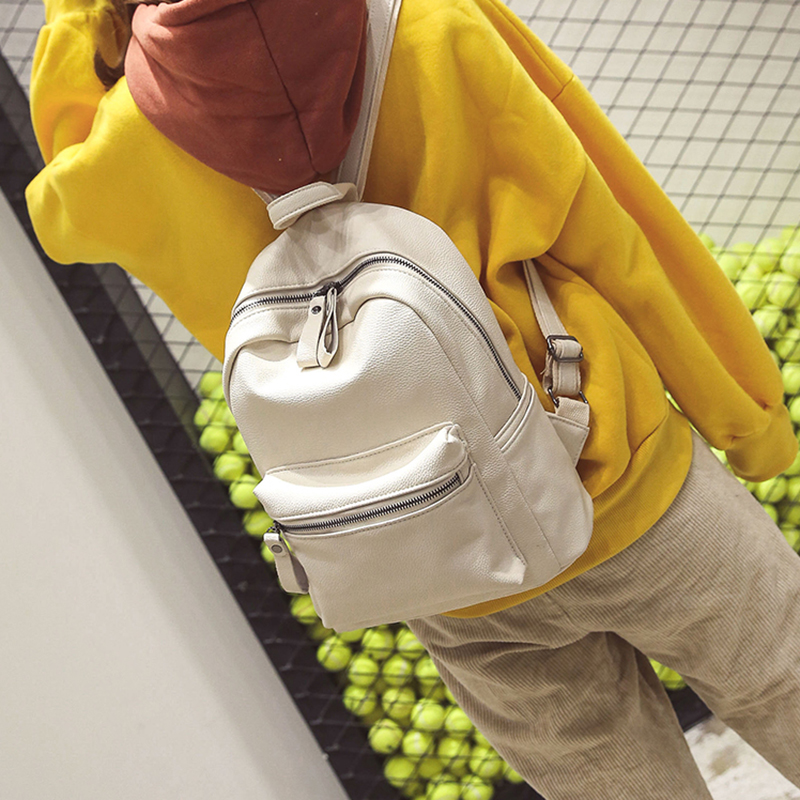mochila moda mochilas para meninas Size : W23*d12*h31cm