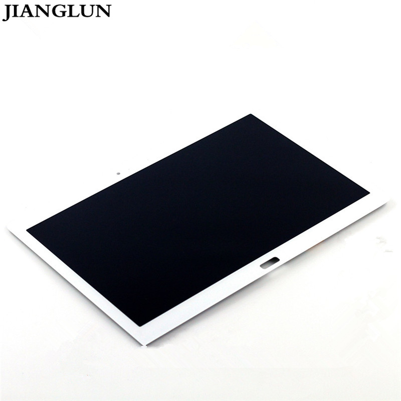 JIANGLUN For Huawei M2-A01W M2-A01L LCD Display + Touch Screen Digitizer Glass Assembly white gold full lcd display touch screen digitizer assembly for huawei mediapad m2 8 0 m2 801l m2 802l m2 803l free shipping