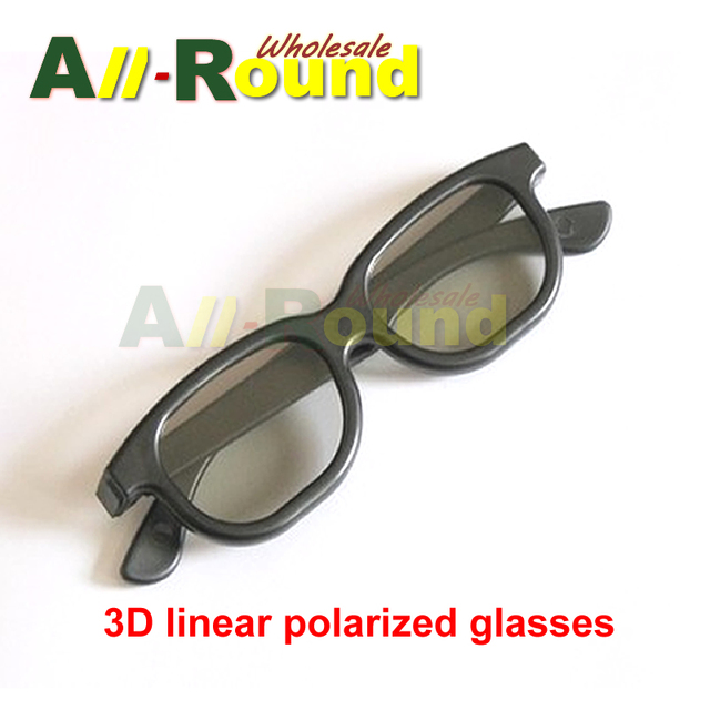 6d2950bf361 Wholesale imax 3d linear polarized glasses 3d glasses polarized filter  viewer for 3-d movie