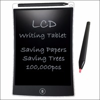 NEWYES 8 5 White Ultra Thin Portable LCD Writing Tablet Portable E Writer Paperless Cheap Tablets