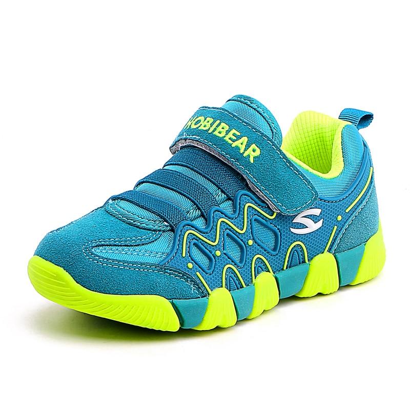 Wiosna Jesień nowe buty dla dzieci ciepłe solidne oddychające - Obuwie dziecięce - Zdjęcie 2