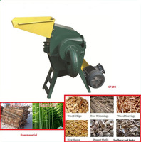 CF198 4KW Hammer Mill Animal Feed Hammer Mill For Home Use