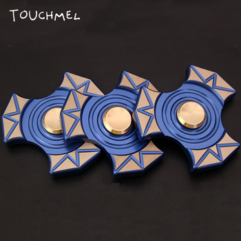 LOL Spinner Toy Naruto Fidget Hand Spinner Stress Relief Metal Weapon Spiner