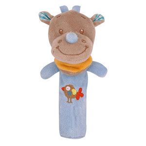 Image 5 - Bearoom מוביילים רעשן חמוד תינוק צעצועי קריקטורה בעלי החיים רעשן רך פעוט Oyuncak קטיפה Bebe צעצועי 0  12 חודשים