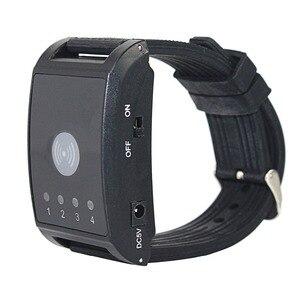 Image 3 - Retekess 4 ערוץ אלחוטי קורא מערכת 1 שעון הביפר + 2 שיחת כפתורי שיחת מלצר הביפר מסעדה ציוד F4411A