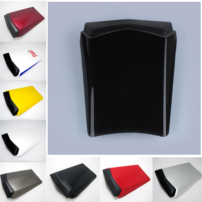 Motorcycle Rear Pillion Seat Cover Cowl <font><b>Fairing</b></font> For <font><b>Yamaha</b></font> YZFR1 YZF-<font><b>R1</b></font> YZF <font><b>R1</b></font> 2002 <font><b>2003</b></font> Black Blue Red Yellow <font><b>White</b></font> Silver Grey image