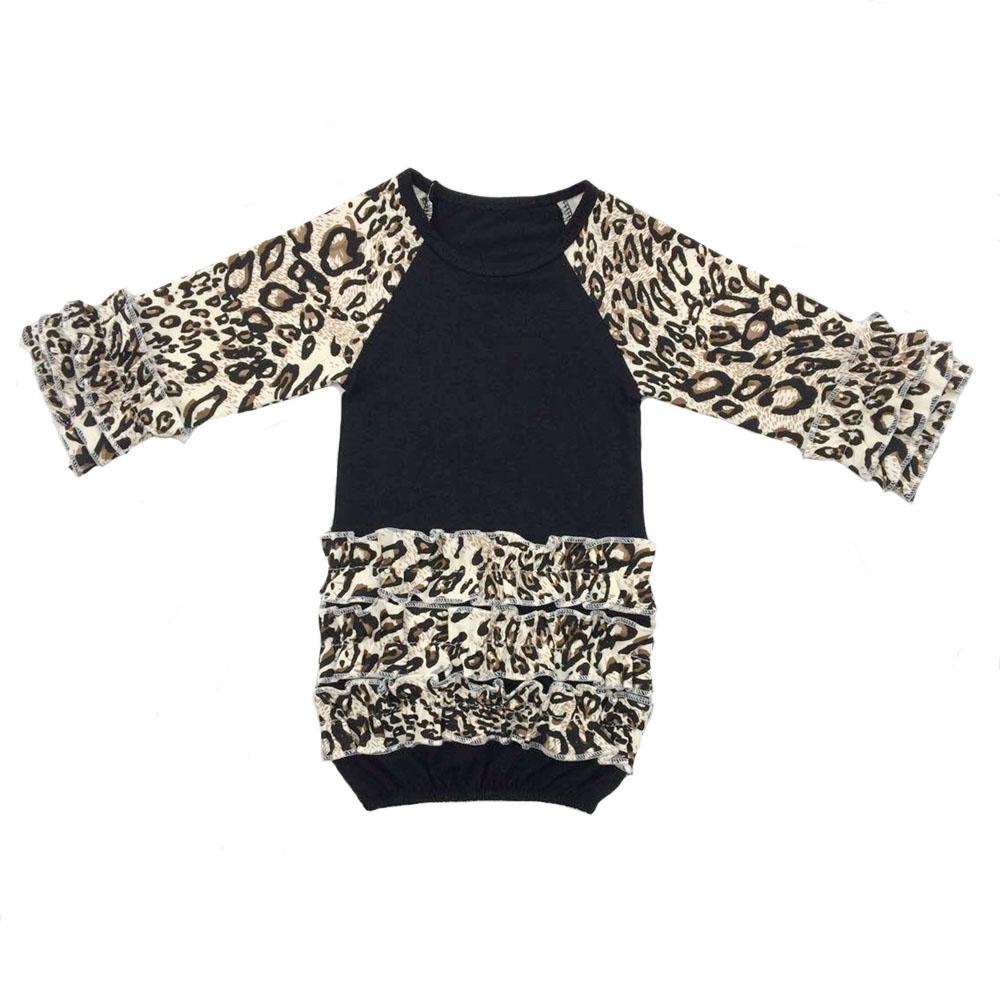 baby girl pajamas ZD-BRLSR006 (2)