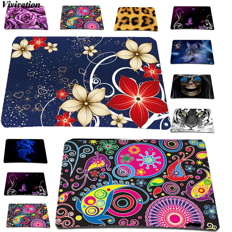 Viviration Stylish Anti-Slip Mouse Pad Mice Pad Mat Mousepad Women 2018 New Arrival Computer Office Gaming Mouse Pad Mat