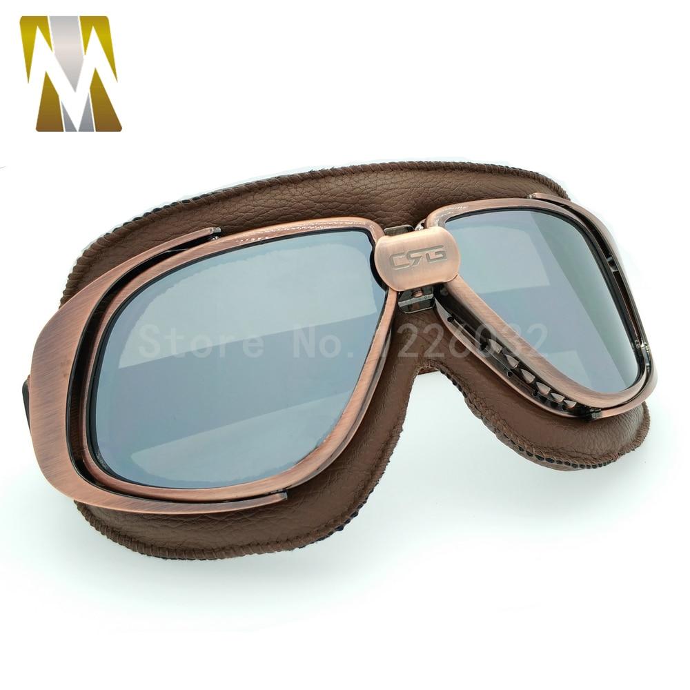 Kerékpáros sisak védőszemüvegek fekete lencse motorkerékpár - Motorkerékpár tartozékok és alkatrészek - Fénykép 5