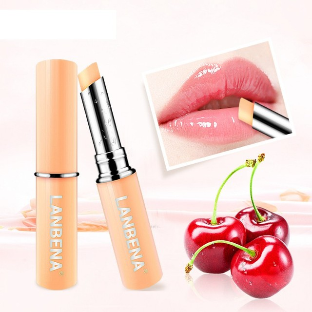 Camaleón de los labios máscara nutritiva hidratante bálsamo labial reducir las líneas de belleza maquillaje cuidado de labios de cuidado diario