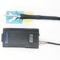 New T12 Solder Iron DIY Adjustable Temperature Electric Soldering Iron Station LED Digital Display Temperature Electric Soldering Irons