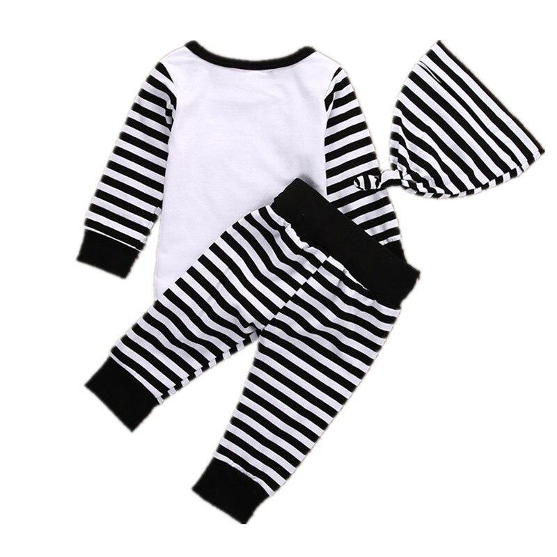 noworodek dziewczynka odzież koszula z długimi rękawami + spodnie - Odzież dla niemowląt - Zdjęcie 2