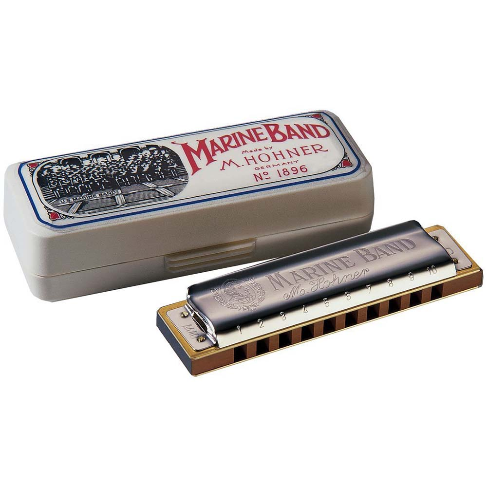 Harmonica  Diatonic 10 Hole Mouth Organ Instrumentos Diatonic Harmonica Key C Musical Instruments Hohner Marine Band 1896Classic easttop brass chromatic harmonica 16 hole brass abs comb musical instruments mouth organ chromatic slide harmonica good sound