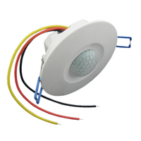 NFLC TD TAD WB9 220V Sound Light Control Human Infrared Induction Switch Microwave Radar Sensor