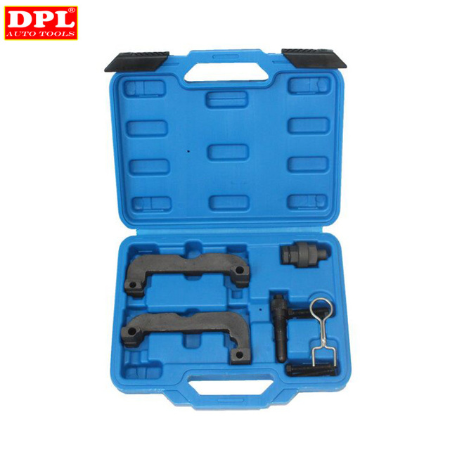 엔진 캠축 타이밍 잠금 도구 키트 VW/Audi V6 2.0/2.8/3.0T FSI 엔진 캠축 정렬 도구 T40133 T10172