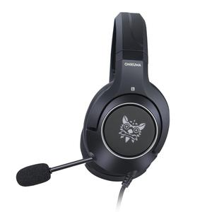 Image 2 - ONIKUMA K9 RGB Gaming Headset for Mobile Gaming Headset E sports with Microphone Stereo Surround USB Headset for PC and Laptop