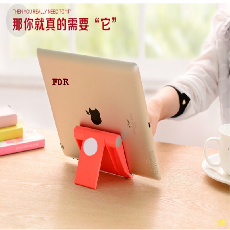 500pcs For Ipad Z stand universal portable folding mobile phone desktop tablet lazy