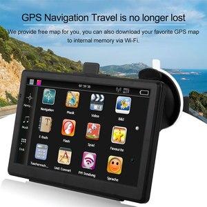 Vehemo 7 Inch GPS Navigation C