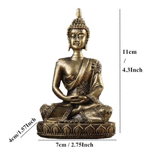 Copper Buddha 134