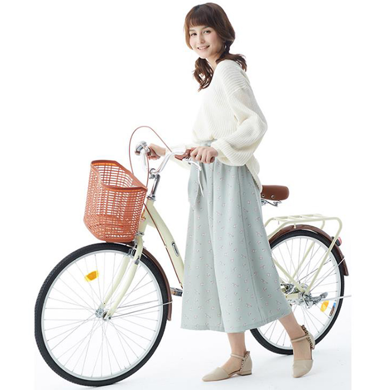 Utility Bicycle Bicycles Single Speed 24 Inch Transmission For Men And Women Adult Urban Cycling Students Ordinary Cycling