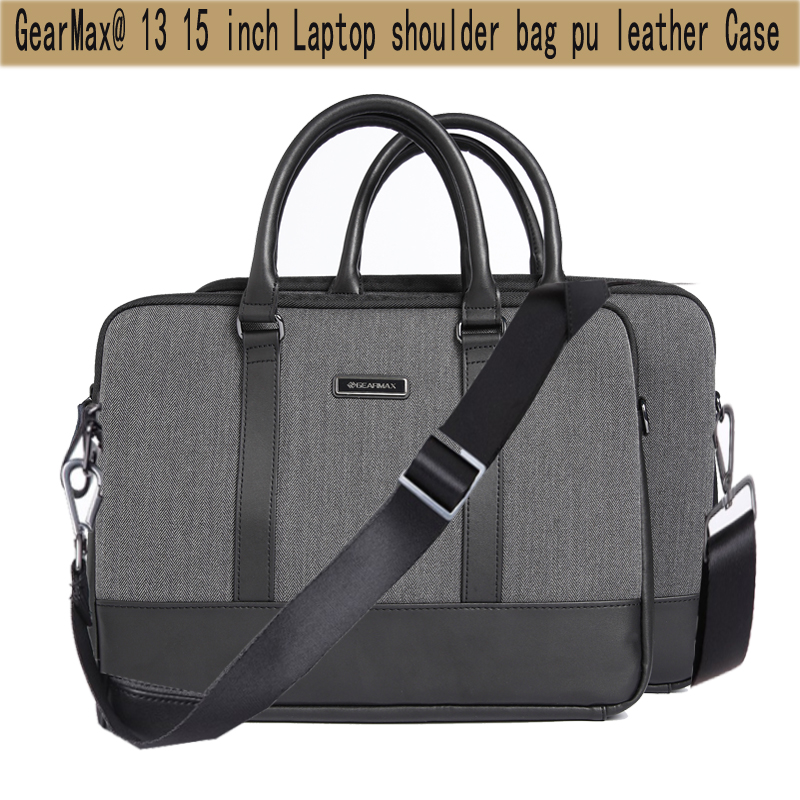 ФОТО 2016 Brand Laptop Bag 15 13 .3 Inch Notebook Bag Men Women Shoulder Messenger Bag Computer Sleeve for Macbook Air Pro 15 13 Case