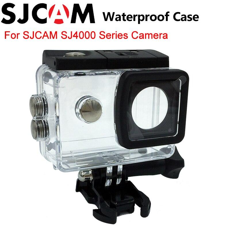 D'origine SJCAM Accessoires sj4000 boîtier Étanche Boîtier Sous-Marin 30 M Plongée pour sj cam SJ4000 wifi SJ4000 plus Action Caméra