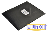 Bulletproof Kevlar Ballistic Panel Bullet Proof Plate Inserts Body Armor Backpack Briefcase Armour NIJ Level IIIA