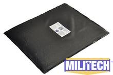 "Bulletproof Aramid Ballistic Panel Bullet Proof Plate Inserts Body Armor Backpack Briefcase Armour NIJ Level IIIA 3A 11"" x 14"""