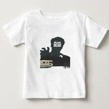 Футболка для мальчиков футболки девочек детская футболка из