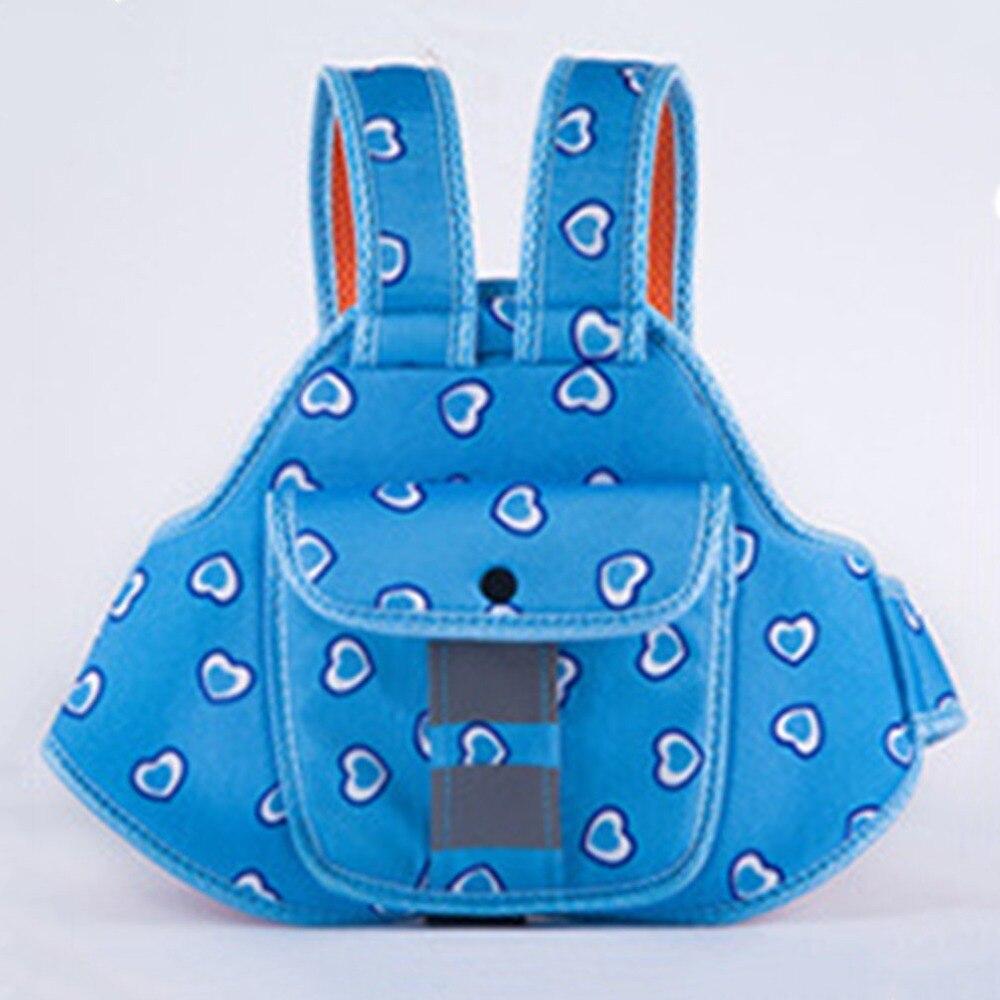 Children Safety Vest Belt Adjustable Baby Harness Assistant Motorcycle Seat Belt Back Hold Protector For Kids Travel Riding New