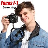 INNOREL Focus F 1 Quick Rapid Belt Camera Neck Shoulder Carry Speed Sling Camera strap for Canon Nikon Sony Digital DSLR