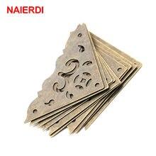 Шкатулка для ювелирных изделий naierdi бронзовый угловой кронштейн