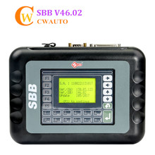 V46.02 SBB Key Programmer with Multi-language Update Version of SBB V33.02