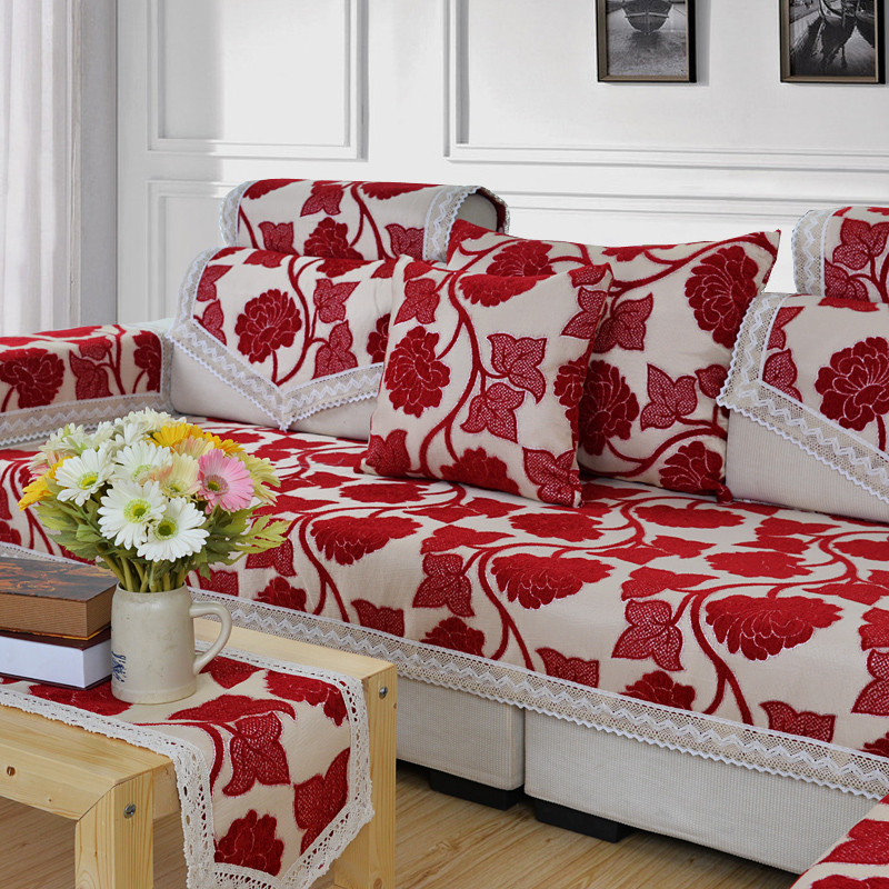 Sofa cover cloth thesofa for Canape online india