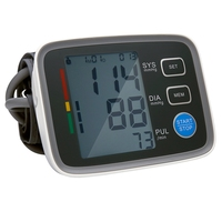 Yongrow Wireless Digital Upper Arm Blood Pressure Monitor With Cuff Adjustable Cuff That Fits Standard and Large Arms