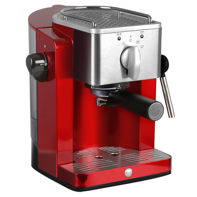 Eupa Semi Automatic Steam Espresso Coffee Machine Commercial Coffee Maker TSK-1827RA espresso machine homemade cappuccino commercial semi automatic type steam milk coffee machine tsk 183