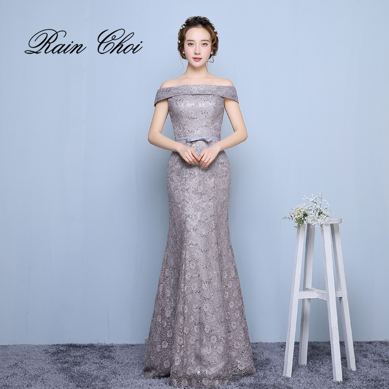 Mermaid   Evening     Dresses   2019 Prom   Dress   Elegant Long Formal   Evening   Gowns