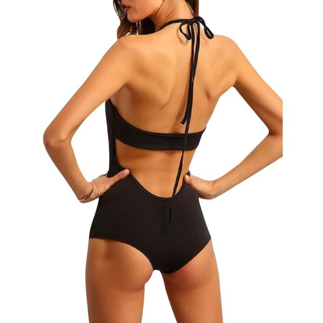 New Arrival Women Bandage Bikini Set Push-up Striped Zipper Swimsuit Bathing Swimwear Suit Plus Size S/M/L/XL