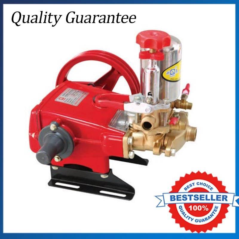 46 60l min high capacity three cylinder piston pump cast iron spray pesticide pump head 14-22L/min High Pressure Garden Sprayer Pump Cast iron Agricultural Piston Pump OS/LY-22/26A