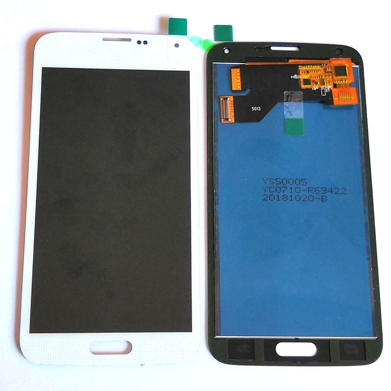 TFT For Samsung Galaxy S5 <font><b>G900</b></font> G900F Lcd Screen <font><b>Display</b></font>+Touch Glass DIgitizer Assembly Repair lcds TFT image