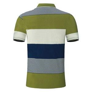 التطريز الرجال بولو قميص يتأهل قصير كم القطن ماركة الملابس أزياء الصيف إلكتروني شعار قمصان رجالي بولو xxxl
