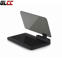 Universal H6 Smartphone Hud Head Up Display Holder Projector Car GPS Navigator Car Mount Stand Phone